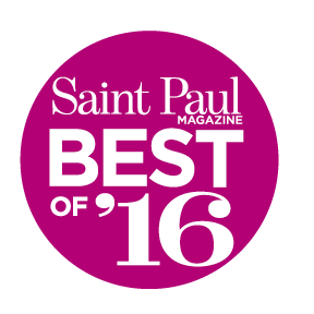"Saint Paul Magazine ""Best Of"" 2016"