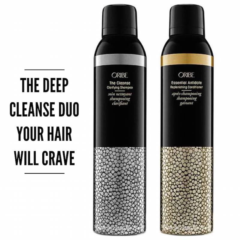 The Deep Cleanse Your Hair Will Crave