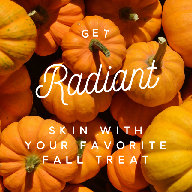 Get Radiant Skin With Pumpkin