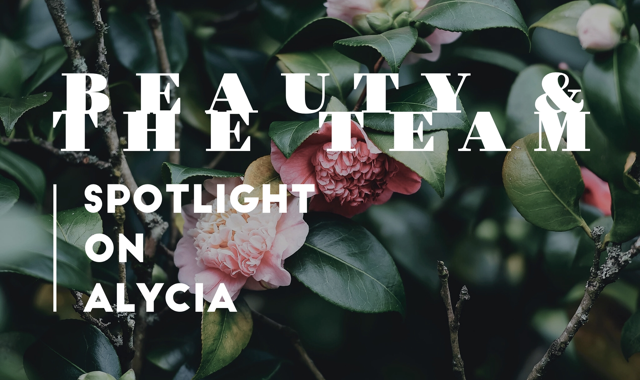 Alycia: My Three Beauty Must-Haves