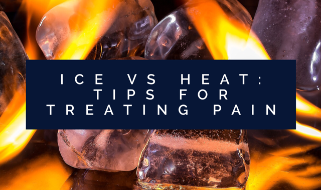 Tips For Treating Pain: Ice Vs Heat