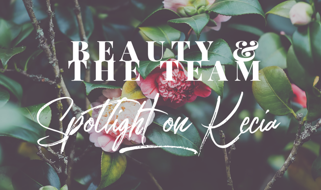 Kecia: My Three Favorite Beauty Products