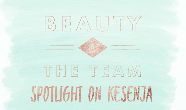 Kesenja: My Three Beauty Must-Haves