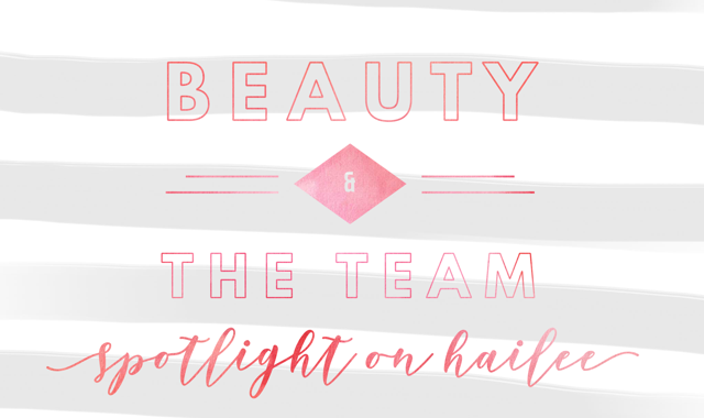 Hailee: My Three Beauty Must-Haves