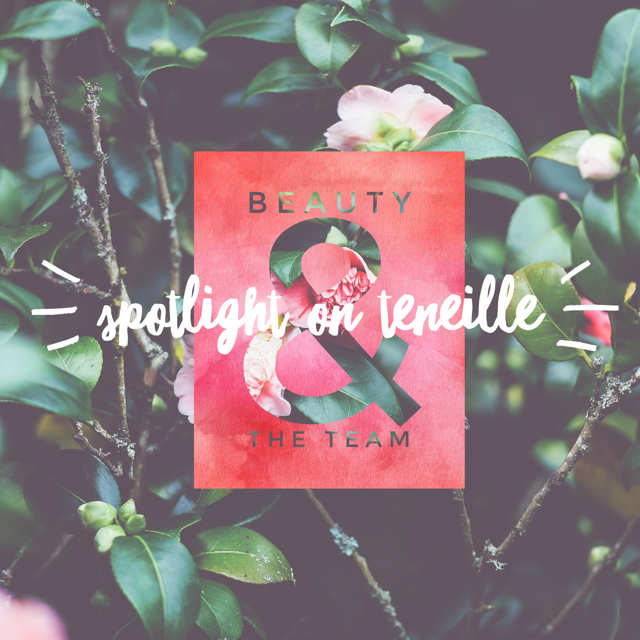 Teneille: My Three Beauty Must-Haves