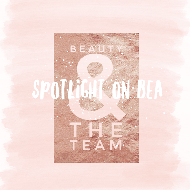Bea: My Three Beauty Must-Haves