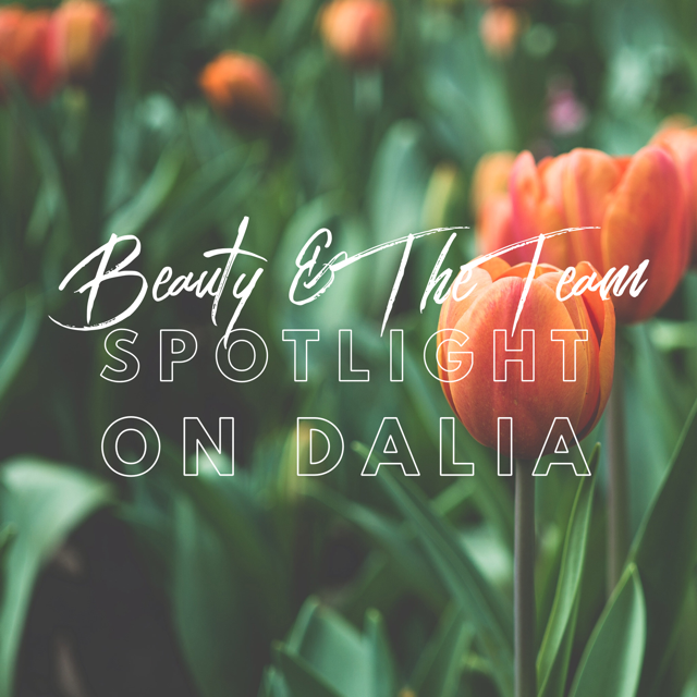 Dalia: My Three Beauty Must Haves