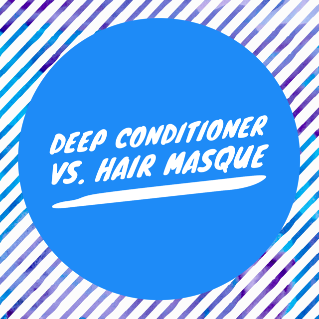 Deep Conditioner Vs. Hair Masque